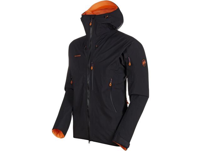 Mammut Nordwand Pro HS Hooded Jacket Herr black